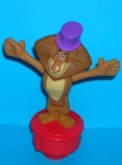 Alex the Lion - Madagascar Movie Push Puppet - Movie