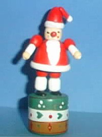 Santa Claus - decorative base