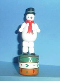 Snowman - decorative base