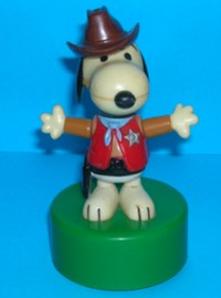 Peanuts - Snoopy - Charlie Brown - Sheriff #2