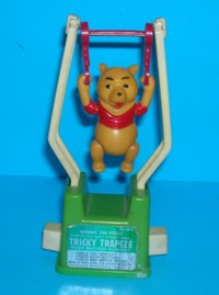 Winnie The Pooh - Tricky Trapeze - Vintage #2