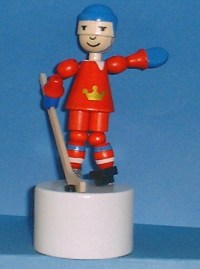Ice Hockey Player - Czech
