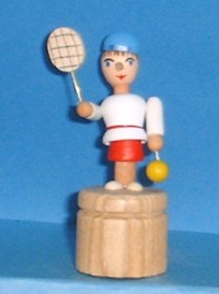 Tennis Player - Girl - German