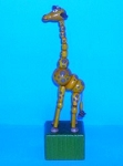 Giraffe - Large - Square Base Czech