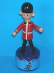 Soldier - Red - Guardsman - Marching Soldier Design Base