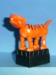 Tiger - Plastic - Black Base
