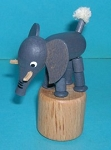 Elephant - Small - German