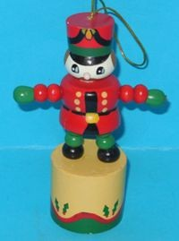 Soldier - Squat - Christmas Holly Base