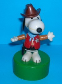 Peanuts - Snoopy - Charlie Brown - Sheriff #1